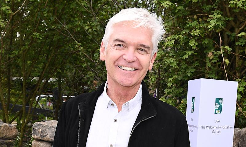 Phillip Schofield has told fans how important their support had been.