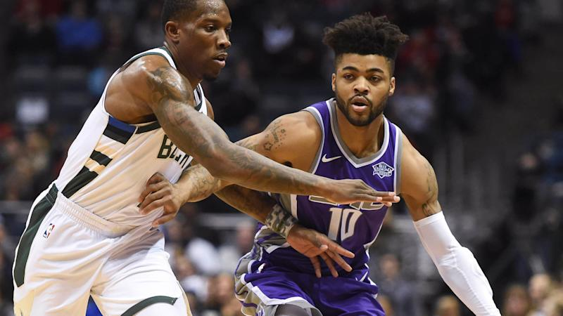 Former KU guard Frank Mason III headed to Milwaukee Bucks