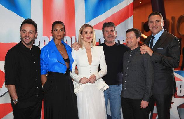 The current 'BGT' team