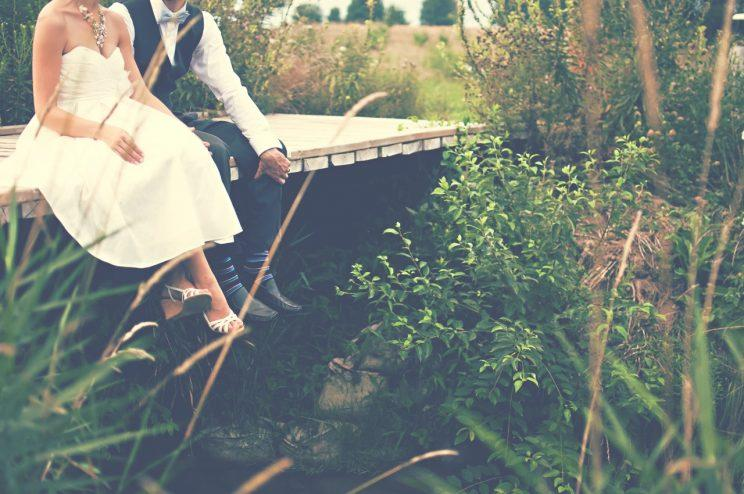 Could getting married be beneficial for our health [Photo: Scott Webb via Pexels]