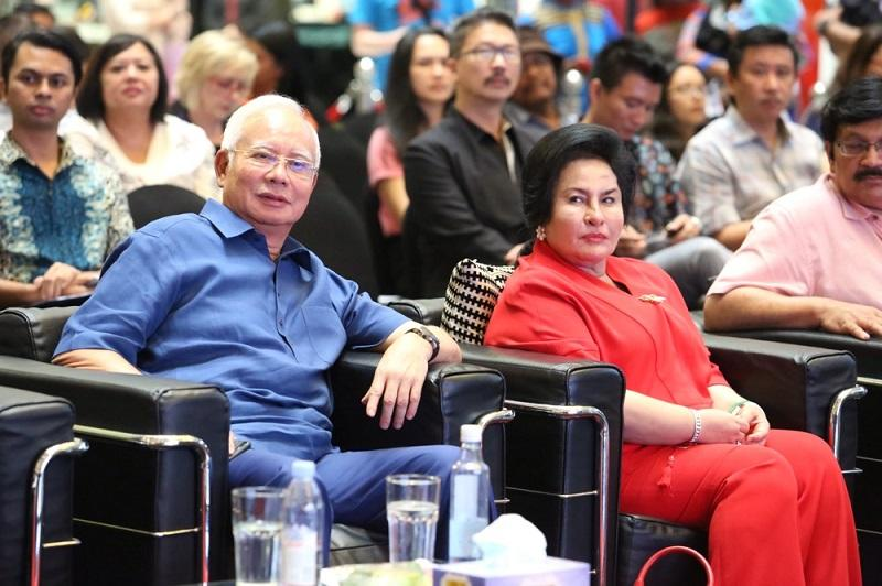 Najib and his family arrived in Langkawi on June 16. — Picture by Choo Choy May