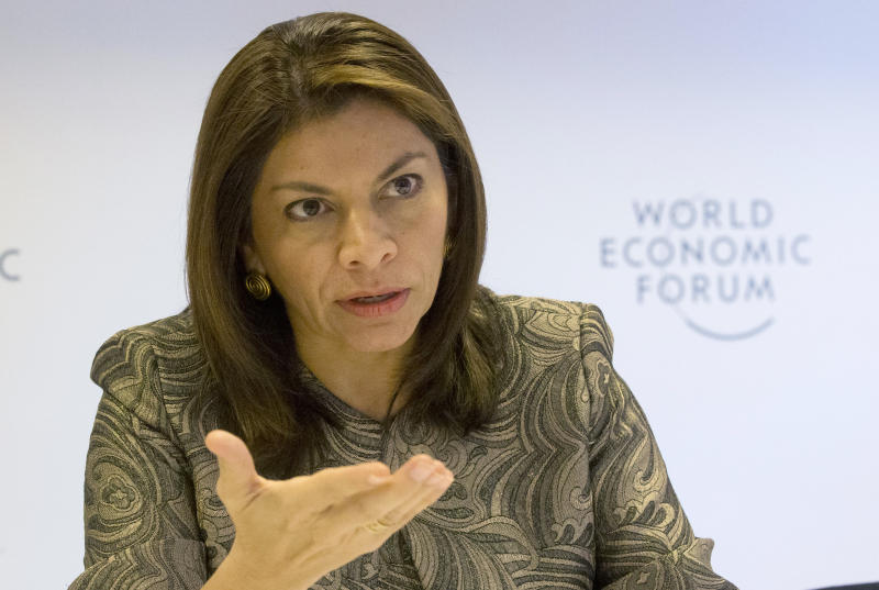 AP Interview: Costa Rican president eyes drug laws