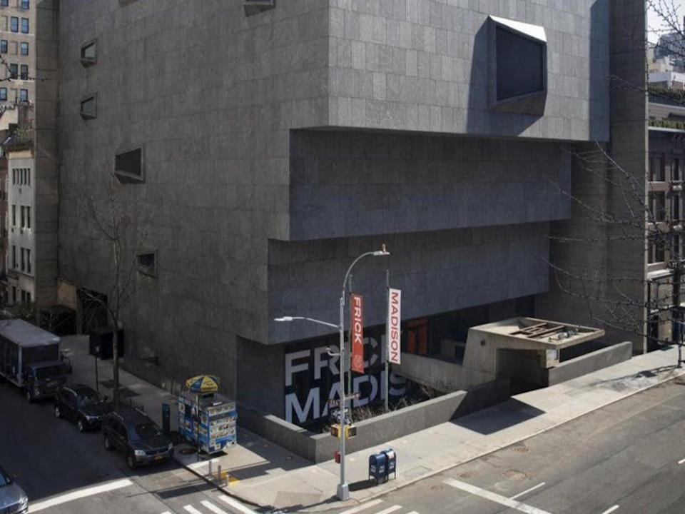 Brutal reality: the temporary Manhattan home of the Frick Collection (Joseph Boscia, Jr/The Frick Collection)