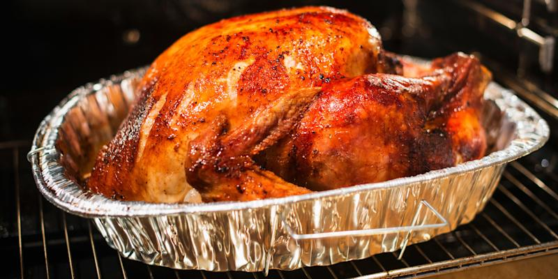 how long should you cook your turkey