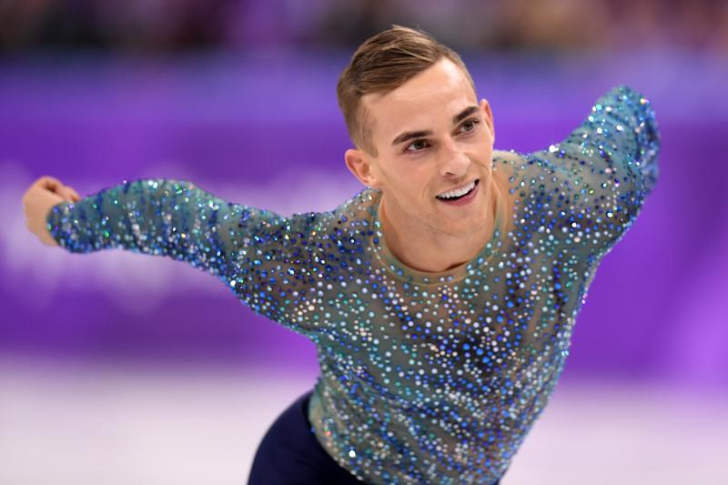 Adam Rippon on His Olympic Highs, Mike Pence and Coming Out
