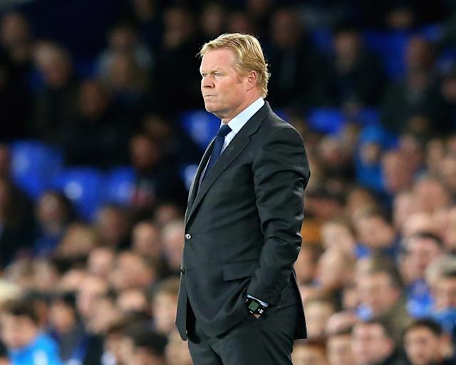 Koeman has only seen his side win twice in nine games: Getty
