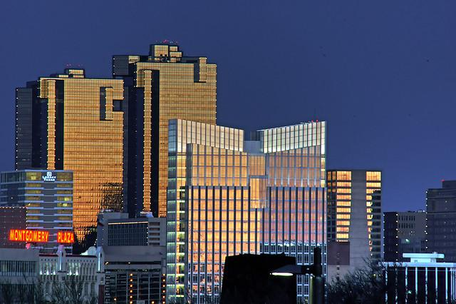 2. Fort Worth, Texas (56 points)