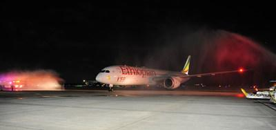 Ethiopian Airlines makes its debut in the Houston market