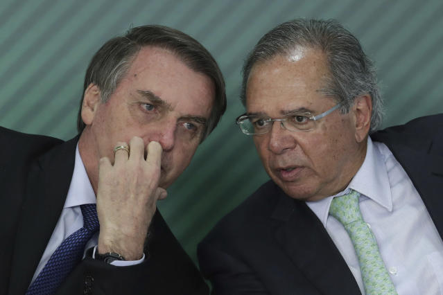 Foto: AP Photo/Eraldo Peres