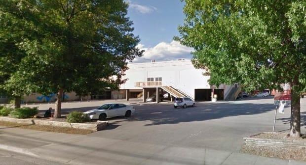 On Tuesday, Penticton city council voted unanimously in favour of city staff's recommendations to immediately close the 42-bed emergency winter shelter at 352 Winnipeg Street, and to legally challenge the province's exercise of paramountcy power to keep the shelter open beyond the March 31 deadline set by the city. (Google maps - image credit)