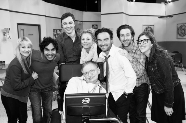 "<p>""It was truly such an honor getting to work with the incredible Stephen Hawking,"" the <em>Big Bang Theory</em> wrote in tribute to the theoretical physicist, who passed away on March 14, at the age of 76. ""He made us laugh and we made him laugh. His life and career workings have been many a subject matter on @thebigbangtheory — and we are all better for it. You will be missed but the world is grateful for the knowledge and courage you leave in your path. Thank you for being an inspiration to everyone."" (Photo: <a href=""https://www.instagram.com/p/BgSlkgGFZMH/?taken-by=normancook"" rel=""nofollow noopener"" target=""_blank"" data-ylk=""slk:Kaley Cuoco via Instagram"" class=""link rapid-noclick-resp"">Kaley Cuoco via Instagram</a>) </p>"
