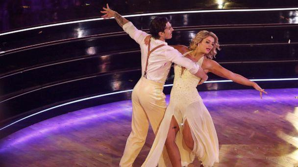PHOTO: Gleb Savchenko and Lauren Alaina on the finale of 'Dancing With Stars,' Nov. 25, 2019. (Kelsey Mcneal/ABC)
