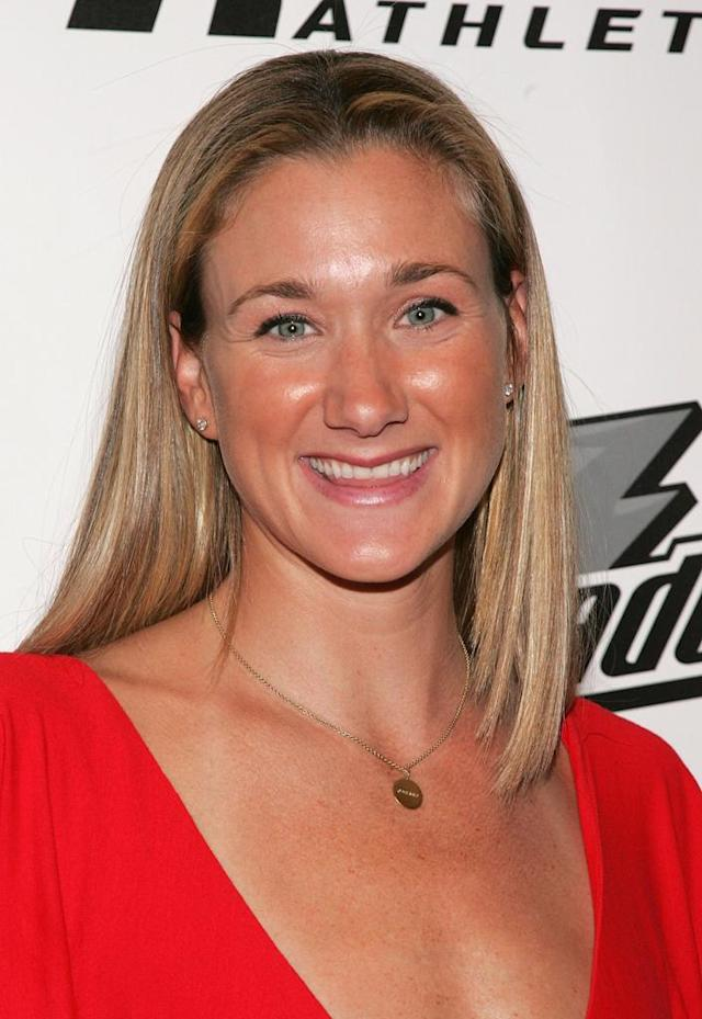 Volleyball player Kerri Walsh attends the 27th Annual Salute To Women In Sports Awards Dinner at the Waldorf Astoria Hotel October 16, 2006 in New York City.