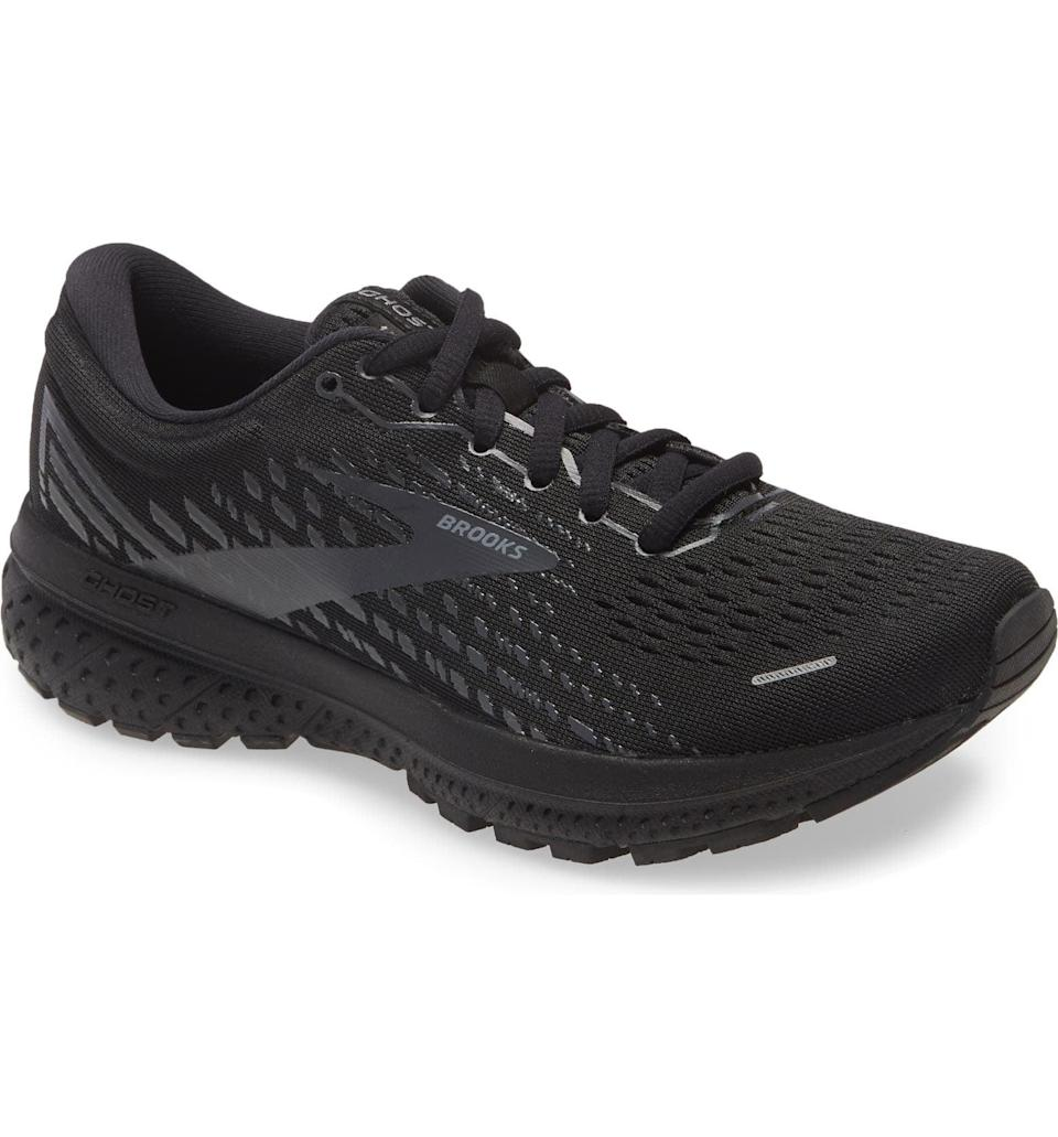 <p>The <span>Brooks Ghost 13 Running Shoe</span> ($130) has thousands of positive reviews. It's breathable and flexible but still sturdy enough that you won't constantly stress about rolling your ankle.</p>