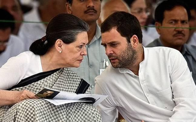 Congress President Sonia Gandhi, son Rahul return to India from US