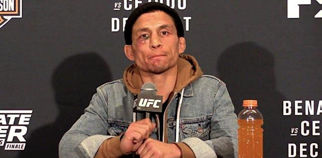 Expect a More Focused and Motivated Joseph Benavidez in UFC Return