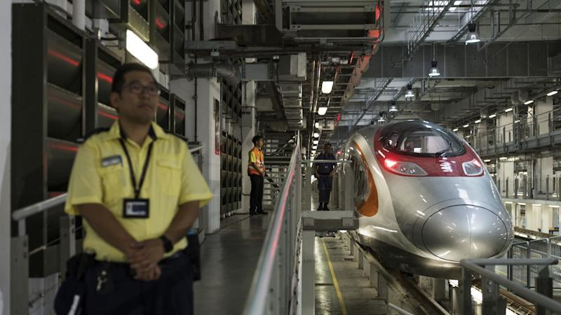 MTR Corporation and Hong Kong government locked in talks over subsidies for high-speed rail link between city and mainland China