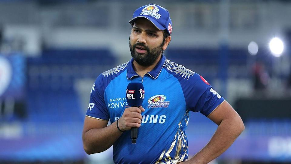 "IPL 2021: Protecting Oceans Means Protecting Future - Rohit Sharma Wears Customised Shoes With ""Save The Corals"" Message"