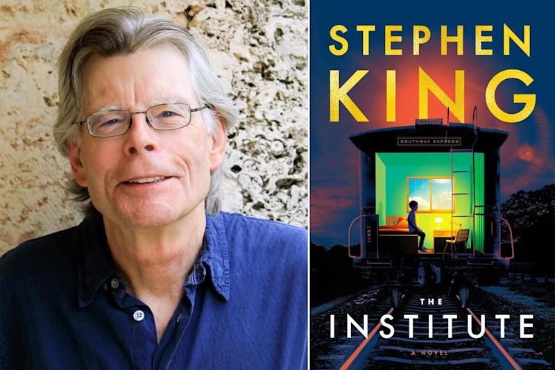 Stephen King's The Institute is out now. Read this juicy excerpt first