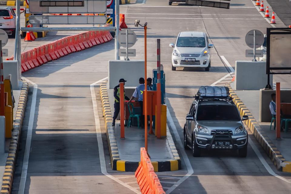 A return toll booth journey costs Brits £4.83. Photo: SOPA Images/SIPA USA/PA Images