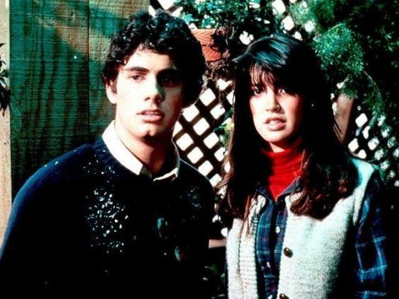 The original 'Gremlins' in 1984 starred the relative unknowns Zach Galligan and Phoebe Cates (Warner Bros)