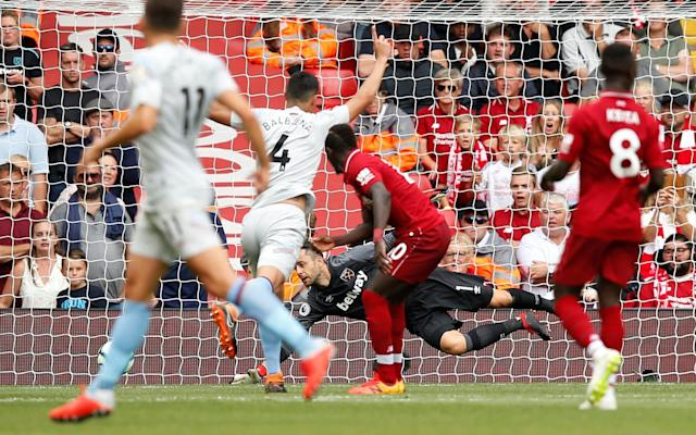 All too easy: but Liverpool's fixture list is getting more challenging