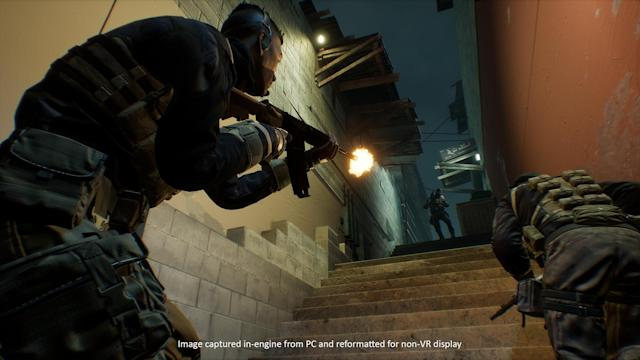 'Firewall: Zero Hour' brings tactical, squad-based shooting to VR.