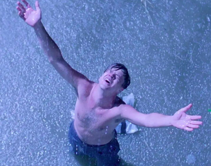 Tim Robbins in 'The Shawshank Redemption'Columbia Pictures