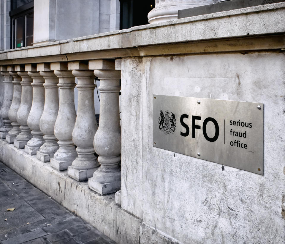 The SFO investigation was first launched into the FTSE 100 company, its subsidiaries and associated persons in 2017 over allegations of bribes paid in east Africa to undermine anti-smoking policy. Photo: Getty