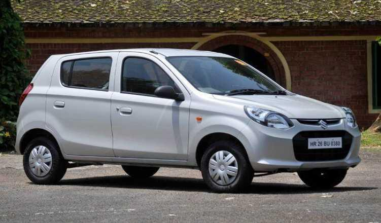 Alto best selling PV model in Feb; Maruti makes clean sweep of top six spots