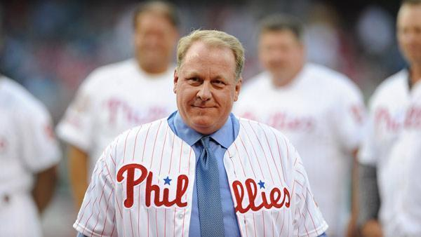 <p>Former Philadelphia Phillies pitcher has been diagnosed with cancer, according to ESPN.</p>