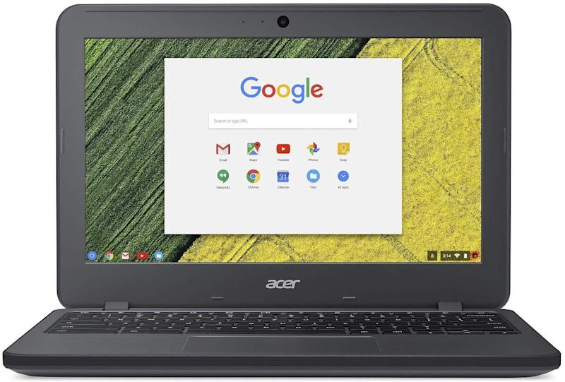 Save 25 percent on this Acer Chromebook. (Photo: Amazon)