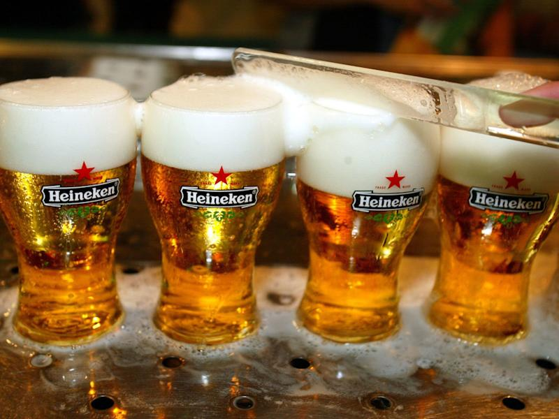 Anheuser-Busch InBev and Heineken Battle Over New Draft Beer Systems