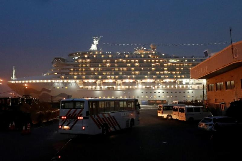 Man from Coronavirus-stricken Cruise Ship in Japan becomes First Briton to Die from Illness