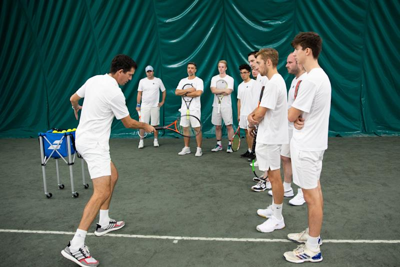 Former British No.1 Tim Henman backing Andy Murray's return to form and fitness