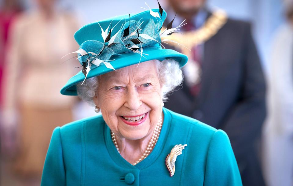 The Queen visited the Edinburgh Climate Change Institute as part of a visit to Scotland (Getty Images)