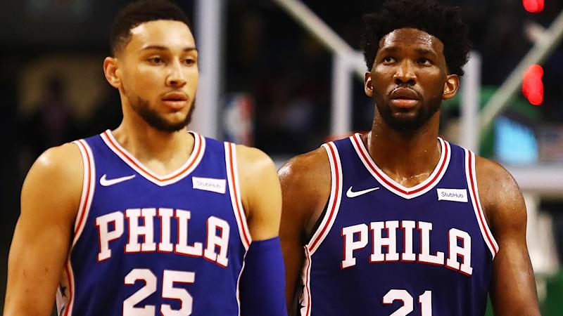 Joel Embiid Takes Shot at Bryan Colangelo Alleged Burner Account