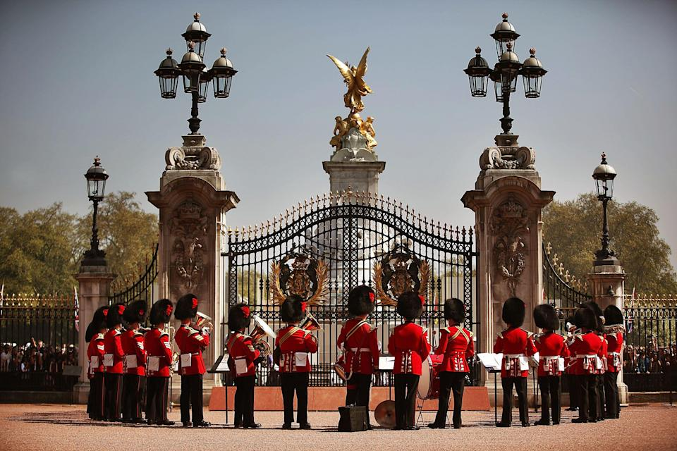"""<p><a href=""""https://www.marieclaire.com/celebrity/a30968052/royal-family-video-rare-glimpse-into-buckingham-palace-refurbishment/"""" rel=""""nofollow noopener"""" target=""""_blank"""" data-ylk=""""slk:Buckingham Palace"""" class=""""link rapid-noclick-resp"""">Buckingham Palace</a> is one of the most iconic buildings on the planet. The 775-room building has served as the official London residence of British sovereigns since 1837. In spite of its massive place in pop culture <em>and </em>history, no current floor plan is readily available to the public. </p><p>Determined to give the public more insight into the layout of the iconic residence, researchers at HomeAdvisor set about crafting the <a href=""""https://www.homeadvisor.com/r/buckingham-palace-floor-plan/"""" rel=""""nofollow noopener"""" target=""""_blank"""" data-ylk=""""slk:most accurate version of the floor plan"""" class=""""link rapid-noclick-resp"""">most accurate version of the floor plan</a> currently available on the internet. To create the floor plan, their team poured through every available photo and video of the interiors of Buckingham Palace to uncover the layout of every room. They also gathered additional information from the <a href=""""https://www.rct.uk/"""" rel=""""nofollow noopener"""" target=""""_blank"""" data-ylk=""""slk:Royal Collection Trust"""" class=""""link rapid-noclick-resp"""">Royal Collection Trust</a> and the <a href=""""https://www.royal.uk/"""" rel=""""nofollow noopener"""" target=""""_blank"""" data-ylk=""""slk:official website of the British Royal Family"""" class=""""link rapid-noclick-resp"""">official website of the British Royal Family</a>, and then handed all of their intel over to architect Jelena Popovic to create floor plans for each section of the Palace. Those plans were then sent along to an architectural designer, along with high-quality <a href=""""https://www.marieclaire.com/celebrity/a22739394/buckingham-palace-hiring-kitchen-porter/"""" rel=""""nofollow noopener"""" target=""""_blank"""" data-ylk=""""slk:images of Buckingham Palace"""" class=""""link rapid-noclick-resp"""">images of Buckingham Pala"""