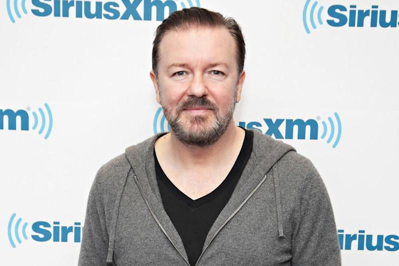 Ricky Gervais | Cindy Ord/Getty