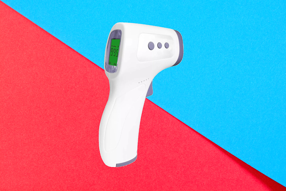 Save $32 on this Wasserstein Contactless Infrared Thermometer. (Photo: Target)