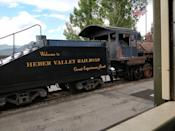 "<p><strong><a href=""https://www.yelp.com/biz/heber-valley-historic-railroad-heber-city"" rel=""nofollow noopener"" target=""_blank"" data-ylk=""slk:Herber Valley Historic Railroad"" class=""link rapid-noclick-resp"">Herber Valley Historic Railroad</a> in Herber City</strong></p><p>""What a fun experience! We took the deer valley scenic ride. All covid 19 protocols were in place, we were very impressed at how diligent the staff was at maintaining social distances, face masks and cleanliness. The train route is just beautiful and the right amount of time. Concessions are offered on the train at a very reasonable price. We would definitely do this again!"" - Yelp user <a href=""https://www.yelp.com/user_details?userid=DssdWjNbpQV58r9hJj6RNQ"" rel=""nofollow noopener"" target=""_blank"" data-ylk=""slk:Genevieve W."" class=""link rapid-noclick-resp"">Genevieve W.</a></p><p>Photo: Yelp/<a href=""https://www.yelp.com/user_details?userid=FE-9sqz_sg-XEx19vsLxaQ"" rel=""nofollow noopener"" target=""_blank"" data-ylk=""slk:Jonathan H."" class=""link rapid-noclick-resp"">Jonathan H.</a></p>"