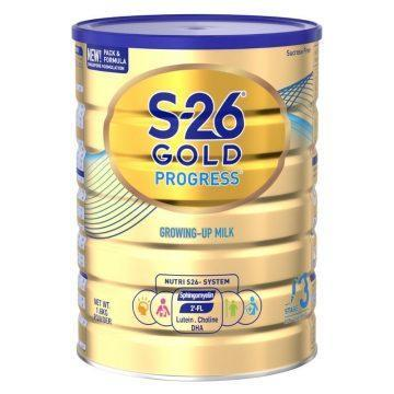 6 Popular Stage 3 Formula in Singapore -  Wyeth®Nutrition S26® GOLD PROGRESS® Stage 3