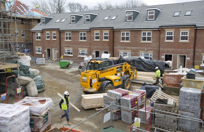 The shared ownership scheme has been extended. Photo: Reuters/Neil Hall