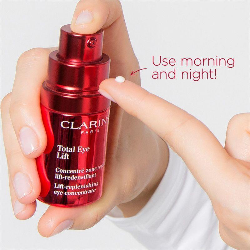 "<p><strong>Clarins</strong></p><p>ulta.com</p><p><strong>$89.00</strong></p><p><a href=""https://go.redirectingat.com?id=74968X1596630&url=https%3A%2F%2Fwww.ulta.com%2Ftotal-eye-lift-eye-cream%3FproductId%3Dpimprod2022940&sref=https%3A%2F%2Fwww.townandcountrymag.com%2Fstyle%2Fbeauty-products%2Fg36267084%2Fbest-eye-cream-for-men%2F"" rel=""nofollow noopener"" target=""_blank"" data-ylk=""slk:Shop Now"" class=""link rapid-noclick-resp"">Shop Now</a></p><p>If you're looking to minimize the look of sagging skin or wrinkles around your eyes, this lightweight cream is your new best friend. The blend of botanicals, as well as a dose of caffeine, immediately lift under eye skin like magic for a tighter look. You can see results right away, but also the more you use it.</p>"