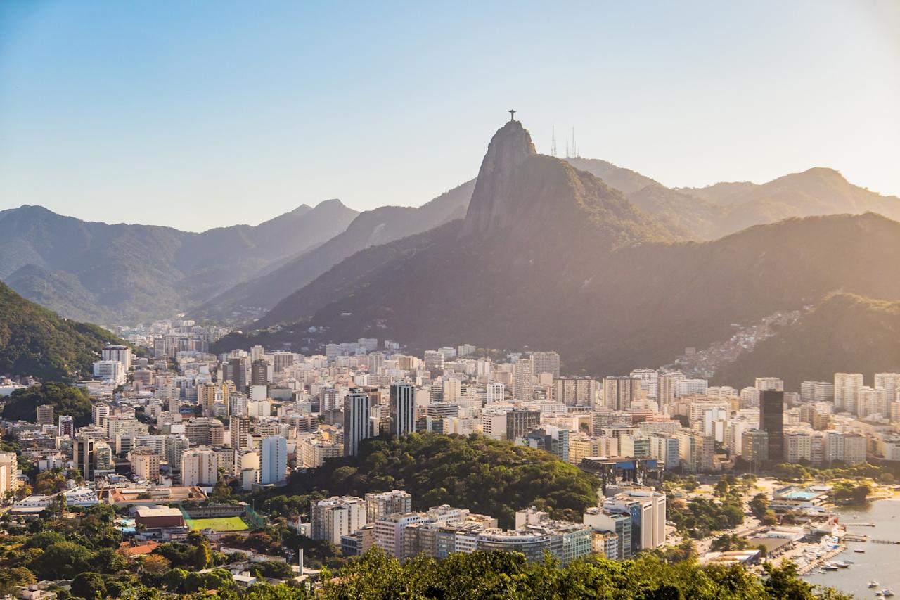 """<p><strong>1 USD = 4.32 BRL</strong></p> <p>Like much of South America, Brazil is a good place to visit if you don't want to break the bank. But the fact that a dollar gets you 4.32 Brazilian reais (compared to 2.64 in 2015) means you can get even better value than usual—not to mention the fact that Americans no longer need to <a href=""""https://www.cntraveler.com/story/brazil-may-drop-visas-for-us-travelers?mbid=synd_yahoo_rss"""">pay for a visa</a> to visit. Rio de Janeiro is the most obvious place to spend time and money, with incredible new hotels—like <a href=""""https://www.cntraveler.com/hotels/rio-de-janeiro/hotel-emiliano-rio-de-janeiro?mbid=synd_yahoo_rss"""">The Emiliano</a>, a 2018 Hot List winner—just steps away from some of the world's <a href=""""https://www.cntraveler.com/galleries/2016-08-04/the-best-beaches-in-rio-de-janeiro?mbid=synd_yahoo_rss"""">best beaches</a>. But don't forget to visit <a href=""""https://www.cntraveler.com/story/on-the-rise-inside-sao-paulos-youth-driven-revival?mbid=synd_yahoo_rss"""">São Paulo</a>, too, where a younger generation has introduced hip galleries, museums, and bars to several long-neglected neighborhoods.</p>"""