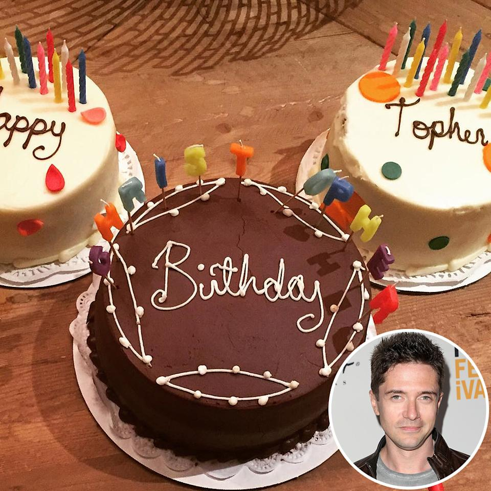 See The Sweetest Celebrity Birthday Cakes