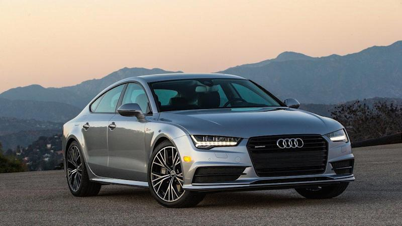 2016 audi a7 real world review. Black Bedroom Furniture Sets. Home Design Ideas