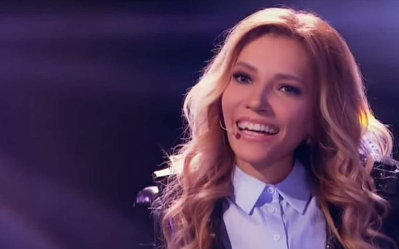 Julia Samoylova, Russia's entry in this year's Eurovision contest