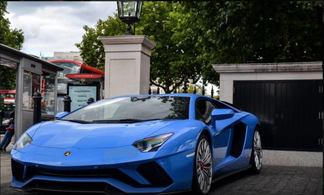 <p>New Lamborghini Aventador S LP 740-4 Coupe was launched in March at a starting price of Rs 5.01 crore. </p>