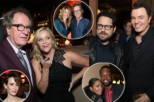 Rooftop party snl celebrity